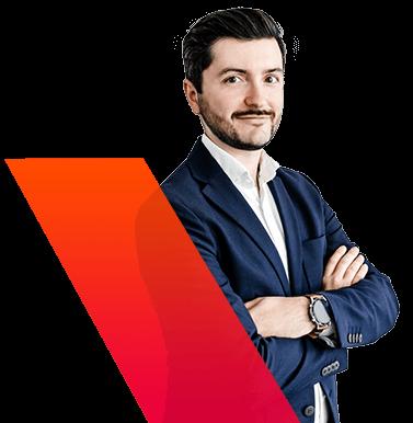 Damian Lawenda - Dyrektor sprzedaży w firmie Vilaro
